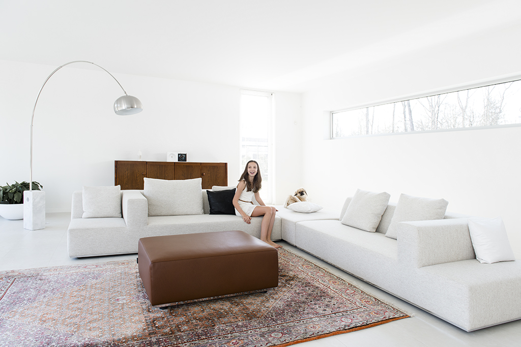 Leefruimte Tremelo – Puur Interieur